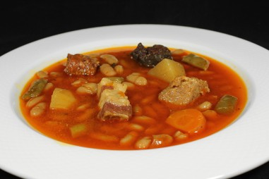 ANDALUSIAN STYLE GREEN BEAN STEW
